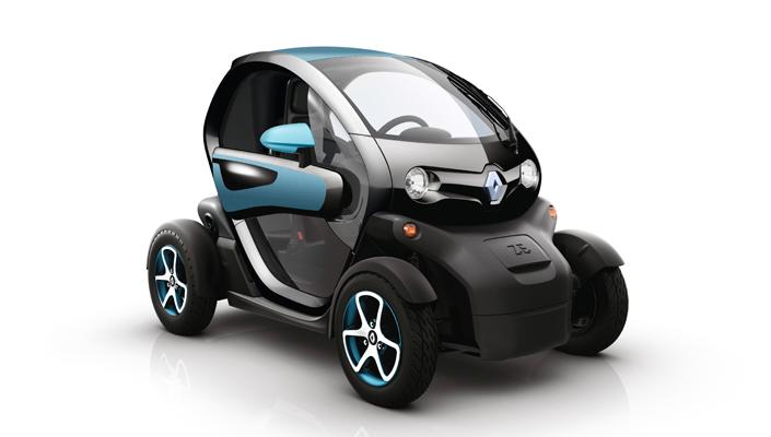 Lad din Renault Twizy ZE raskere hjemme